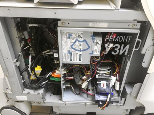 Ремонт, диагностика, обслуживание: УЗИ аппарат GE (General Electric)