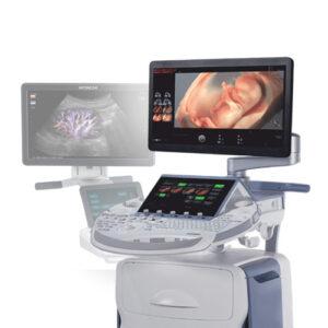 Ремонт и замена монитора (основного дисплея, LCD ЖК экрана) УЗИ аппарата