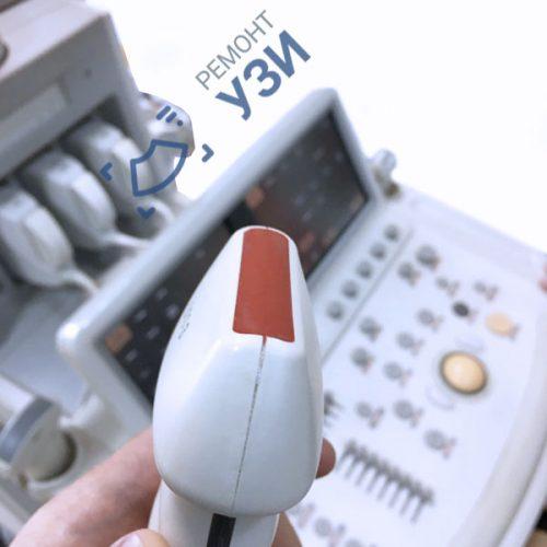 Ремонт линейного дптчика УЗИ Philips и УЗИ аппаратов и датчиков в сервисном центре remontuzi
